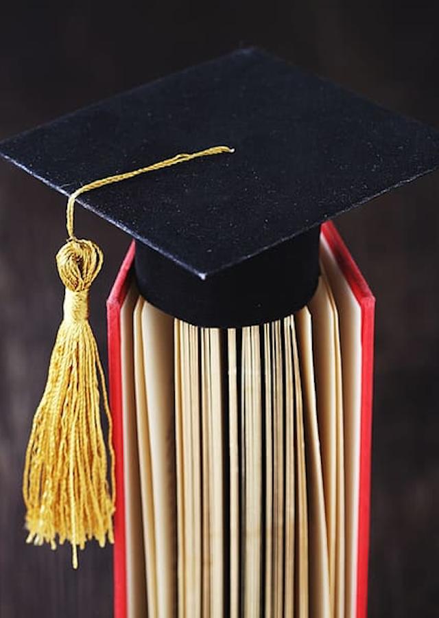 Remise de diplôme